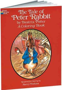 Tale of Peter Rabbit Coloring Book by BEATRIX POTTER (9780486217116) - PaperBack - Non-Fiction Animals
