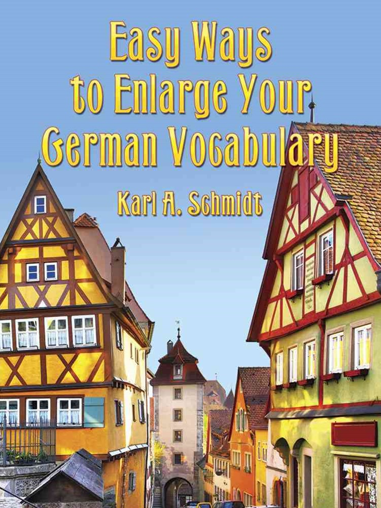Easy Ways to Enlarge Your German Vocabulary