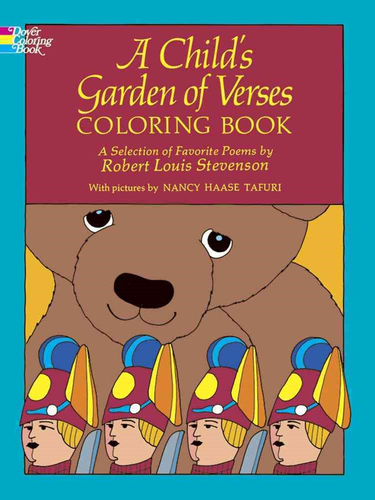 Child's Garden of Verses Coloring Book
