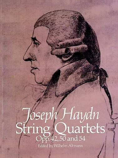 String Quartets, Opp. 42, 50 and 54