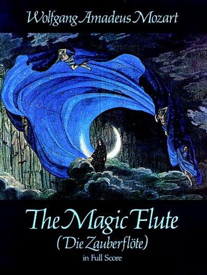 The Magic Flute in Full Score