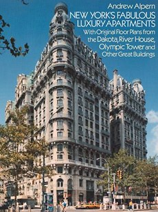 New York's Fabulous Luxury Apartments by ANDREW ALPERN (9780486253183) - PaperBack - Art & Architecture Architecture