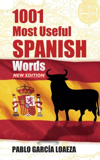 (ebook) 1001 Most Useful Spanish Words NEW EDITION