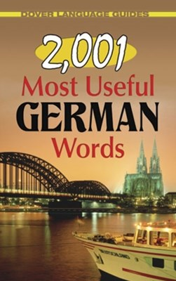 (ebook) 2,001 Most Useful German Words