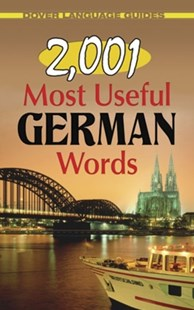 (ebook) 2,001 Most Useful German Words - Language European Languages