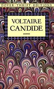 Candide by VOLTAIRE, Francois-Marie Arouet (9780486266893) - PaperBack - Classic Fiction