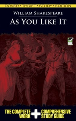 (ebook) As You Like It Thrift Study Edition