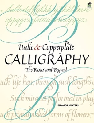 (ebook) Italic and Copperplate Calligraphy
