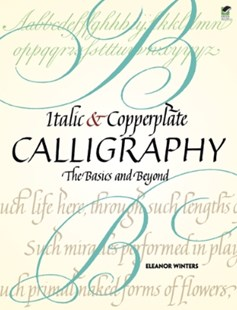 (ebook) Italic and Copperplate Calligraphy - Art & Architecture Art Technique
