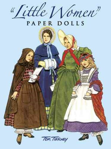 Little Women Paper Dolls