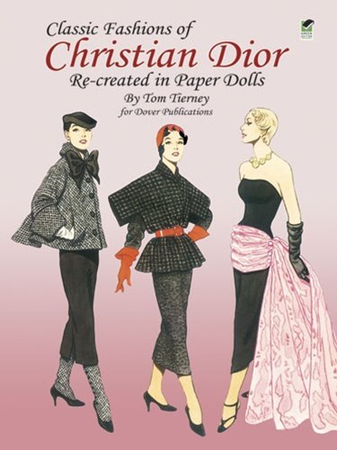 Classic Fashions of Christian Dior
