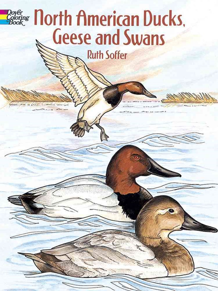 North American Ducks, Geese and Swans