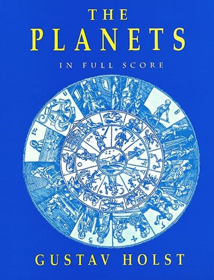 The Planets in Full Score