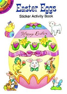 Easter Eggs Sticker Activity Book by CATHY BEYLON, Cathy Beylon (9780486294087) - PaperBack - Non-Fiction Art & Activity