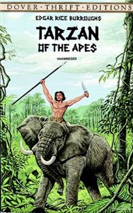 Tarzan of the Apes by EDGAR RICE BURROUGHS (9780486295701) - PaperBack - Adventure Fiction Modern