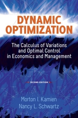 (ebook) Dynamic Optimization, Second Edition