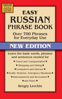 (ebook) Easy Russian Phrase Book NEW EDITION