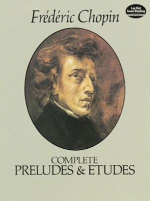 (ebook) Complete Preludes and Etudes