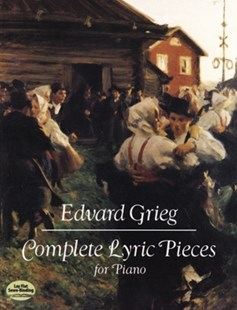 (ebook) Complete Lyric Pieces for Piano - Entertainment Music General