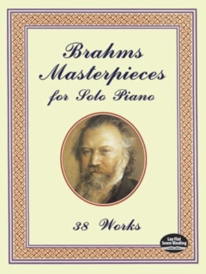 (ebook) Brahms Masterpieces for Solo Piano
