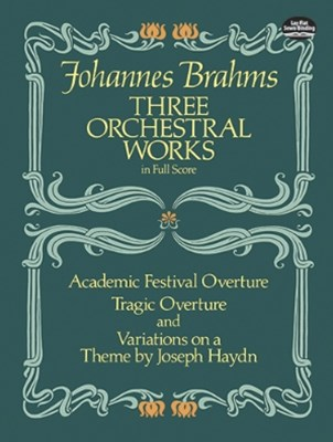 (ebook) Three Orchestral Works in Full Score