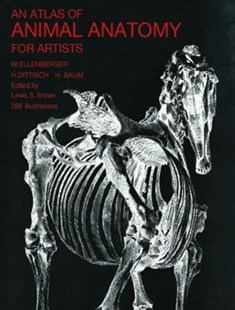 (ebook) An Atlas of Animal Anatomy for Artists - Art & Architecture Art Technique