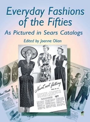 (ebook) Everyday Fashions of the Fifties As Pictured in Sears Catalogs