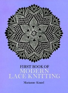 (ebook) First Book of Modern Lace Knitting - Craft & Hobbies Needlework