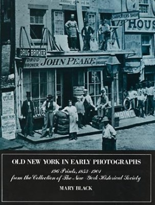 (ebook) Old New York in Early Photographs