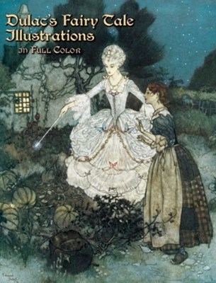 (ebook) Dulac's Fairy Tale Illustrations in Full Color