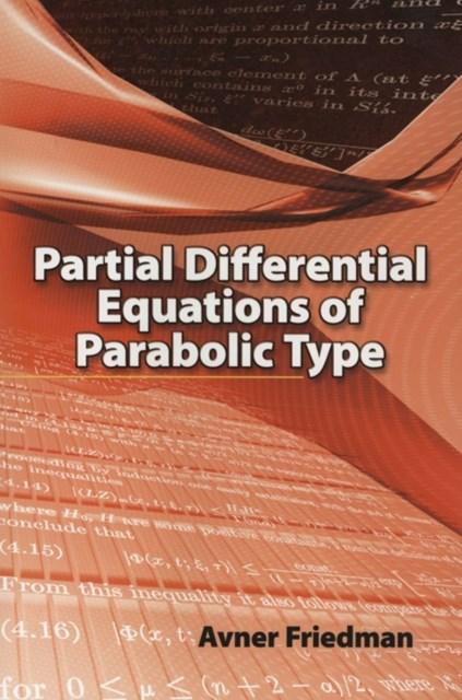 (ebook) Partial Differential Equations of Parabolic Type