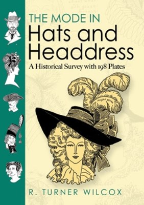 (ebook) The Mode in Hats and Headdress