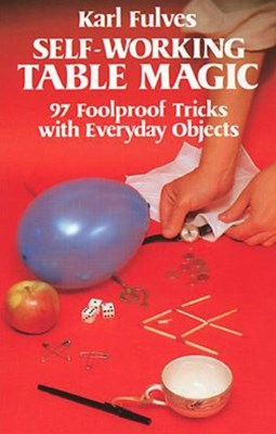 (ebook) Self-Working Table Magic