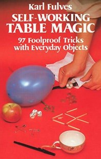 (ebook) Self-Working Table Magic - Craft & Hobbies Puzzles & Games