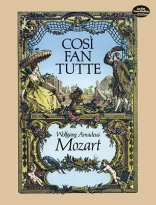 (ebook) Cosi fan Tutte in Full Score