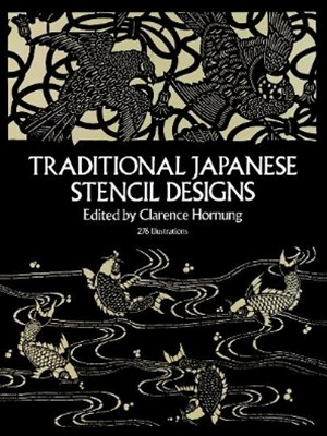 (ebook) Traditional Japanese Stencil Designs