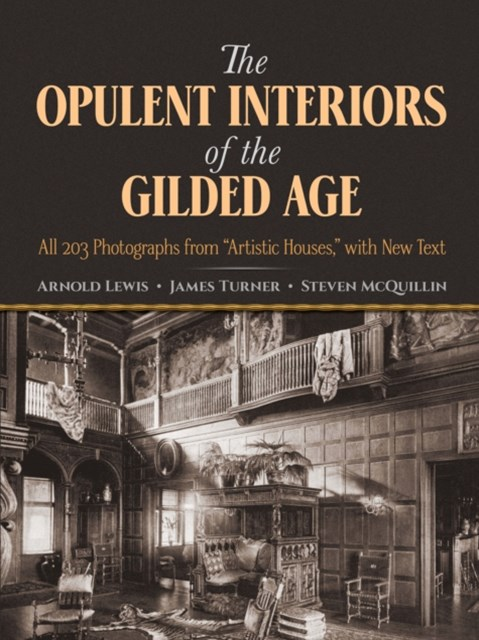 (ebook) Opulent Interiors of the Gilded Age