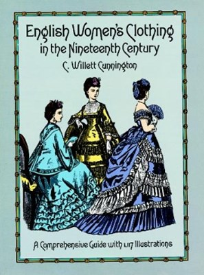(ebook) English Women's Clothing in the Nineteenth Century
