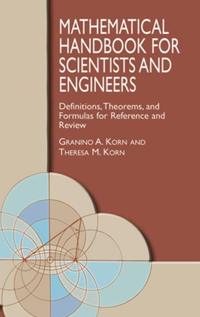 (ebook) Mathematical Handbook for Scientists and Engineers