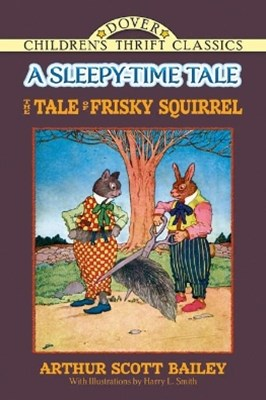 (ebook) The Tale of Frisky Squirrel