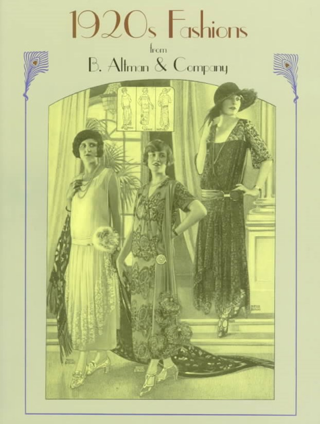 1920s Fashions from B. Altman and Company