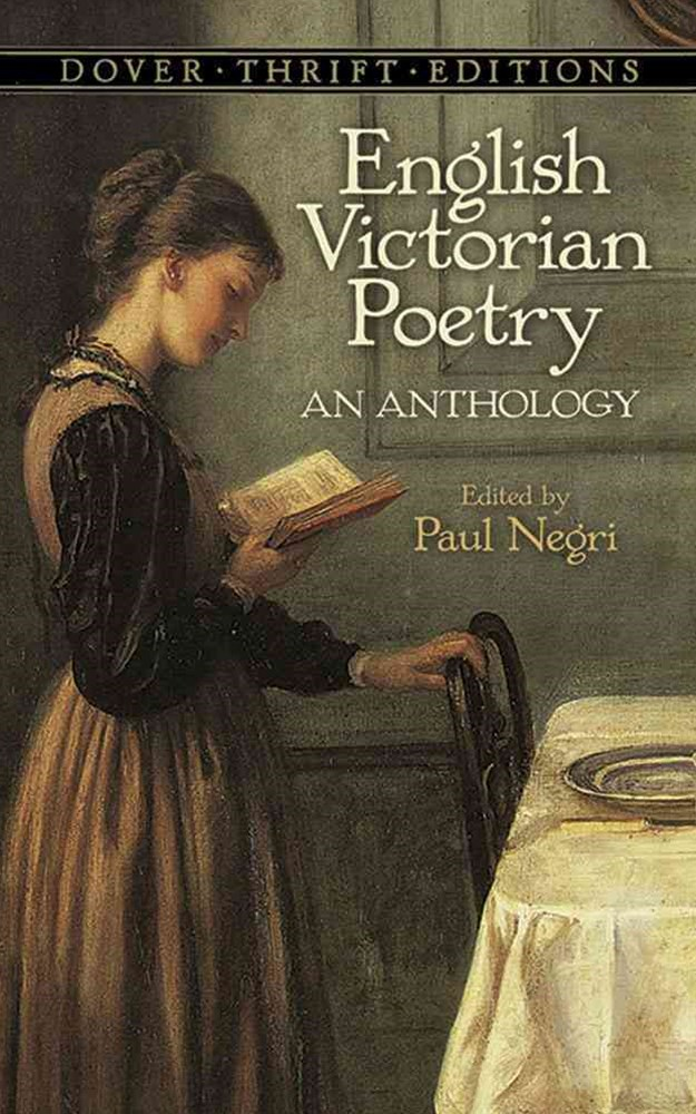 English Victorian Poetry: An Anthology