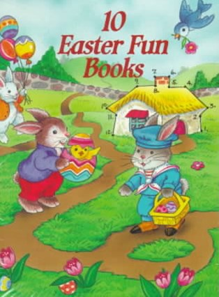 10 Easter Fun Books