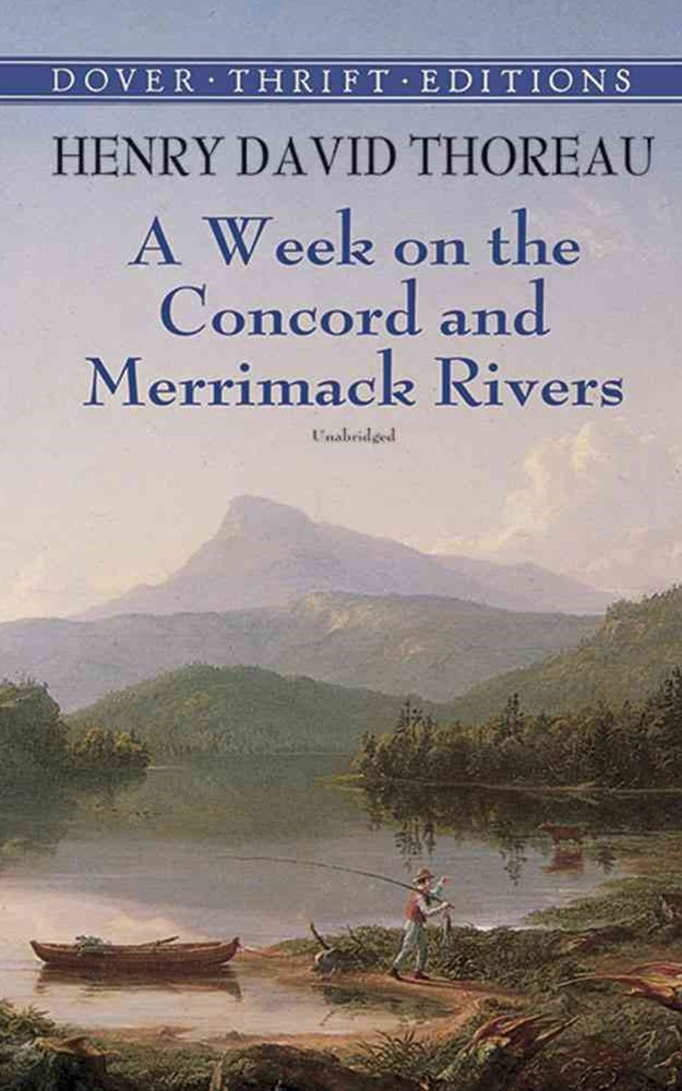 Week on the Concord and Merrimack Rivers