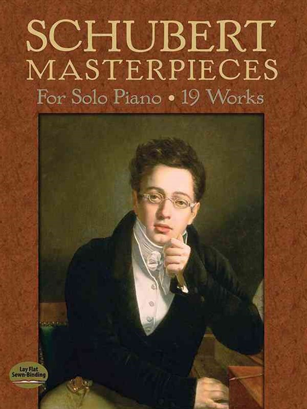 Schubert Masterpieces for Solo Piano