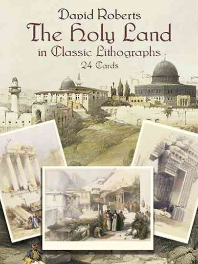 Holy Land in Classic Lithographs