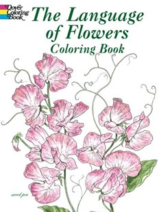 Language of Flowers Coloring Book by JOHN GREEN, John Green (9780486430355) - PaperBack - Non-Fiction Art & Activity