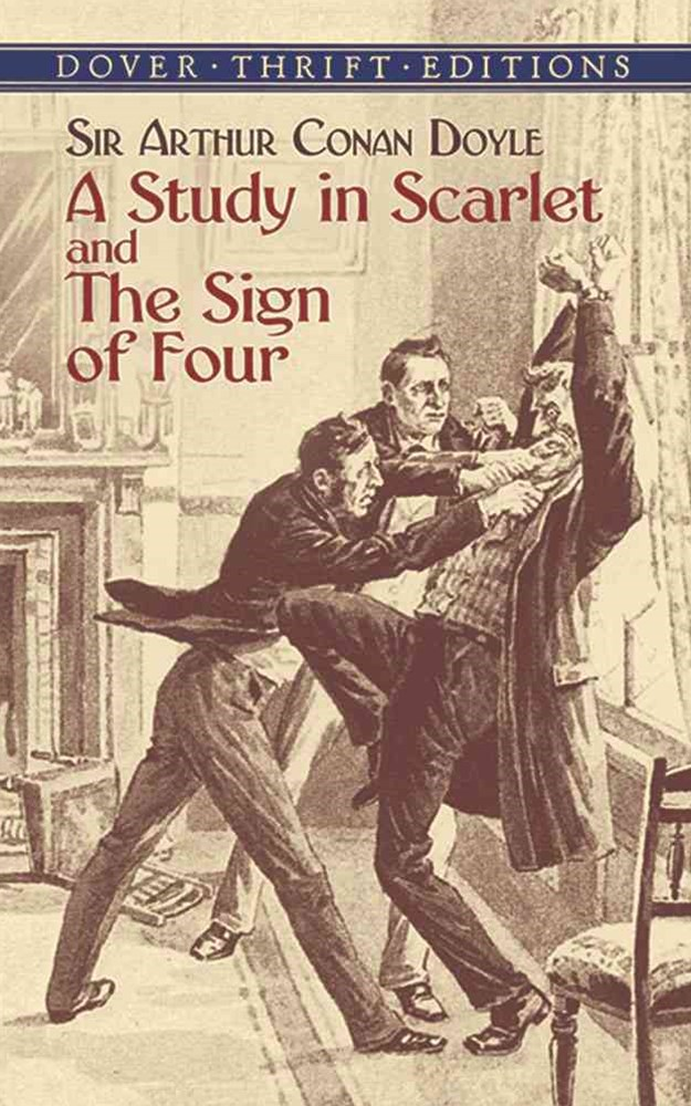 Study in Scarlet and The Sign of Four