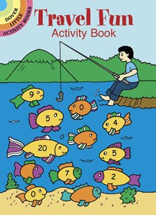 Travel Fun Activity Book by FRAN NEWMAN-D'AMICO, Fran Newman-D'Amico (9780486435329) - PaperBack - Non-Fiction Art & Activity