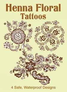 Henna Floral Tattoos by ANNA POMASKA (9780486437330) - PaperBack - Art & Architecture Fashion & Make-Up